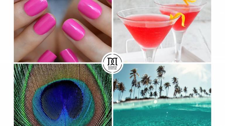 Cele mai trendy culori ale verii pentru manichiura ta!