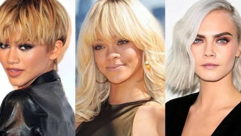 Cum se întreține corect părul decolorat?